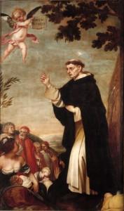 01-Cuadro San Vicente Ferrer. Alonso Cano